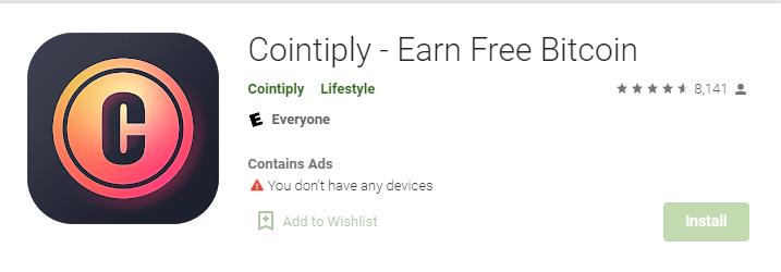 Coimtiply mobile app